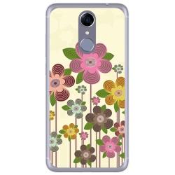 Funda Gel Tpu para Cubot Note Plus Diseño Primavera En Flor Dibujos