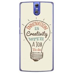 Funda Gel Tpu para Doogee Bl7000 Diseño Creativity Dibujos