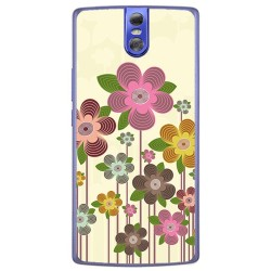 Funda Gel Tpu para Doogee Bl7000 Diseño Primavera En Flor  Dibujos