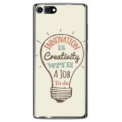 Funda Gel Tpu para Homtom S9 Plus Diseño Creativity Dibujos