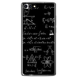 Funda Gel Tpu para Homtom S9 Plus Diseño Formulas Dibujos