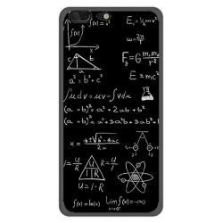 Funda Gel Tpu para Leagoo T5 Diseño Formulas Dibujos