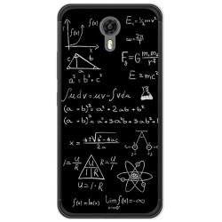 Funda Gel Tpu para Ulefone Power 2 Diseño Formulas Dibujos