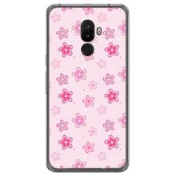 Funda Gel Tpu para Ulefone S8 / S8 Pro Diseño Flores Dibujos