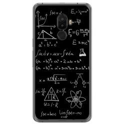 Funda Gel Tpu para Ulefone S8 / S8 Pro Diseño Formulas Dibujos