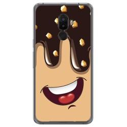 Funda Gel Tpu para Ulefone S8 / S8 Pro Diseño Helado Chocolate Dibujos