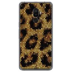 Funda Gel Tpu para Ulefone S8 / S8 Pro Diseño Leopardo Dibujos