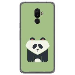 Funda Gel Tpu para Ulefone S8 / S8 Pro Diseño Panda Dibujos
