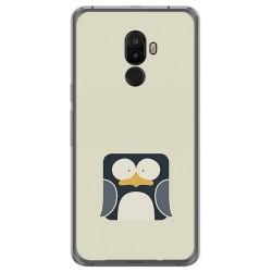 Funda Gel Tpu para Ulefone S8 / S8 Pro Diseño Pingüino Dibujos