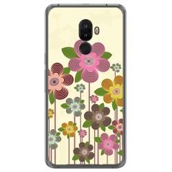 Funda Gel Tpu para Ulefone S8 / S8 Pro Diseño Primavera En Flor  Dibujos