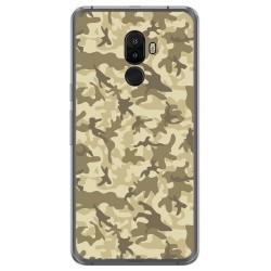 Funda Gel Tpu para Ulefone S8 / S8 Pro Diseño Sand Camuflaje Dibujos