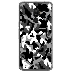 Funda Gel Tpu para Ulefone S8 / S8 Pro Diseño Snow Camuflaje Dibujos