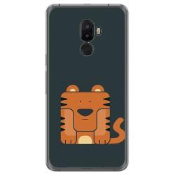 Funda Gel Tpu para Ulefone S8 / S8 Pro Diseño Tigre Dibujos