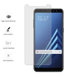 Protector Cristal Templado para Samsung Galaxy A8 (2018) Vidrio