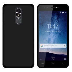 Funda Gel Tpu para Cubot R9 Color Negra