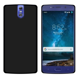 Funda Gel Tpu para Doogee Bl7000 Color Negra