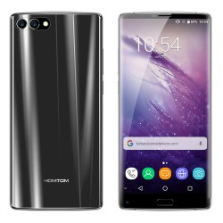 Funda Gel Tpu para Homtom S9 Plus Color 100 % Transparente