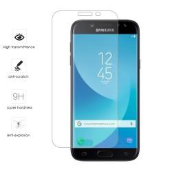 Protector Cristal Templado Frontal Completo Transparente para Samsung Galaxy J5 (2017) Vidrio