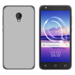 Funda Gel Tpu para Alcatel U5 Hd / U5 Hd Premium Color Transparente