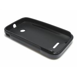 Funda Gel Tpu Huawei Ascend Y210 S Line Color Negra