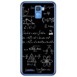 Funda Gel Tpu para Oukitel K5000 Diseño Formulas Dibujos
