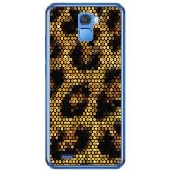 Funda Gel Tpu para Oukitel K5000 Diseño Leopardo Dibujos