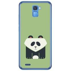 Funda Gel Tpu para Oukitel K5000 Diseño Panda Dibujos