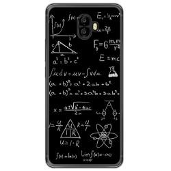 Funda Gel Tpu para Oukitel K8000 Diseño Formulas Dibujos