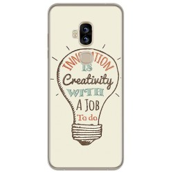 Funda Gel Tpu para Blackview S8 Diseño Creativity Dibujos