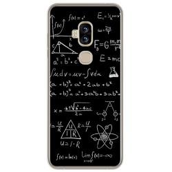 Funda Gel Tpu para Blackview S8 Diseño Formulas Dibujos