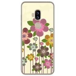 Funda Gel Tpu para Blackview S8 Diseño Primavera En Flor  Dibujos