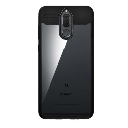 Funda Hybrid (Pc+Tpu) Negra para Huawei Mate 10 Lite