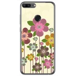 Funda Gel Tpu para Huawei Honor 9 Lite Diseño Primavera En Flor  Dibujos