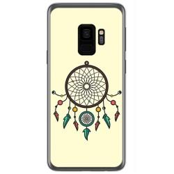 Funda Gel Tpu para Samsung Galaxy S9 Diseño Atrapasueños Dibujos