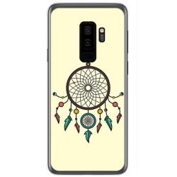 Funda Gel Tpu para Samsung Galaxy S9 Plus Diseño Atrapasueños Dibujos