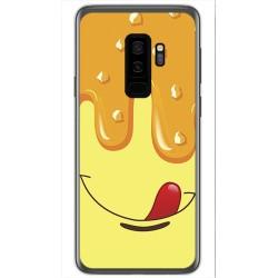 Funda Gel Tpu para Samsung Galaxy S9 Plus Diseño Helado Vainilla Dibujos