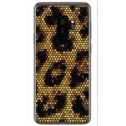 Funda Gel Tpu para Samsung Galaxy S9 Plus Diseño Leopardo Dibujos
