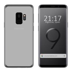 Funda Gel Tpu para Samsung Galaxy S9 Color Transparente