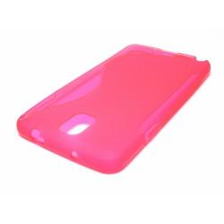 Funda Gel Tpu Samsung Galaxy Note 3 III N9000 / N9005 S Line Color Rosa