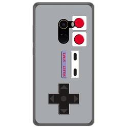 Funda Gel Tpu para Xiaomi Mi Mix 2 Diseño Consola Dibujos
