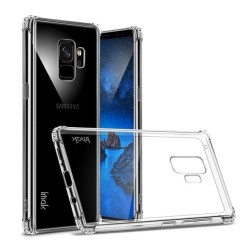 Funda Gel Tpu Imak para Samsung Galaxy S9 Color Transparente