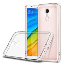Funda Gel Tpu Imak para Xiaomi Redmi 5 Plus Color Transparente