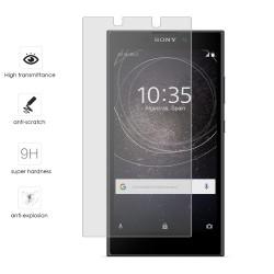 Protector Cristal Templado para Sony Xperia L2 Vidrio