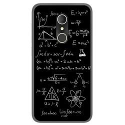 Funda Gel Tpu para Alcatel U5 3G Fp Diseño Formulas Dibujos