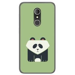 Funda Gel Tpu para Alcatel U5 3G Fp Diseño Panda Dibujos