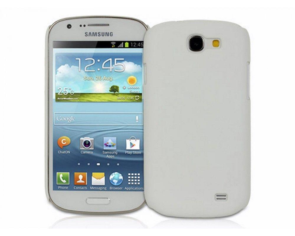 Carcasa Dura Samsung Galaxy Express I8730 Color Blanca