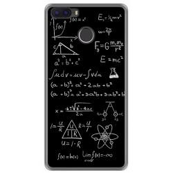 Funda Gel Tpu para Cubot H3 Diseño Formulas Dibujos