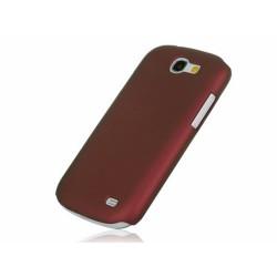 Carcasa Dura Samsung Galaxy Express I8730 Color Roja