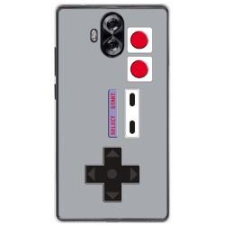Funda Gel Tpu para Doogee Mix Lite Diseño Consola Dibujos
