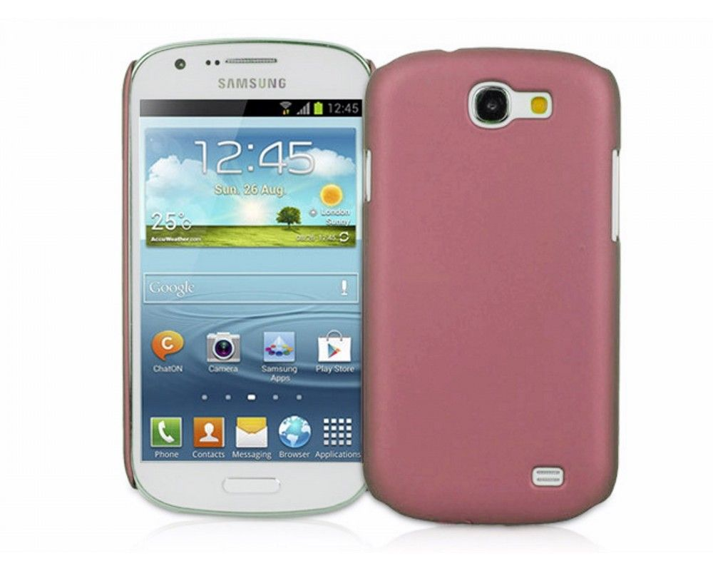 Carcasa Dura Samsung Galaxy Express I8730 Color Rosa